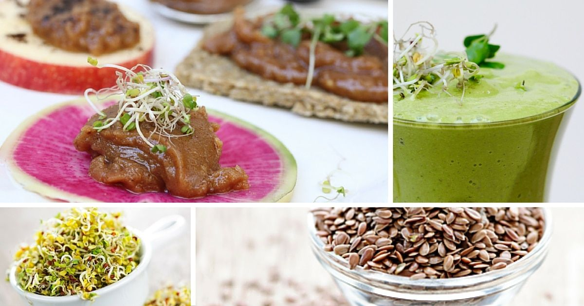5 hormone balancing superfoods and recipes for health