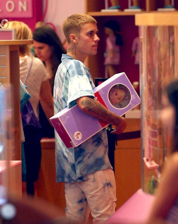 Justin Bieber Saca Su Lado Más Tierno Con Su Hermanita