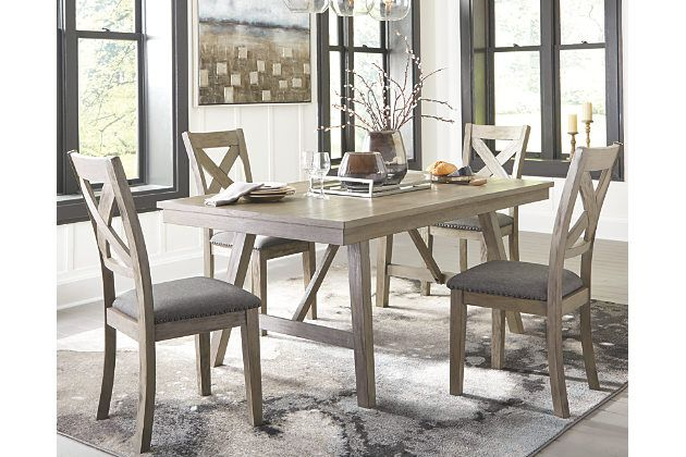 Aldwin Dining Room Table Rectangular Dining Room Table