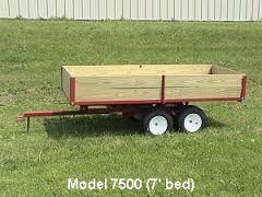 kuvahaun tulos haulle garden tractor trailer - Garden Tractor Trailer