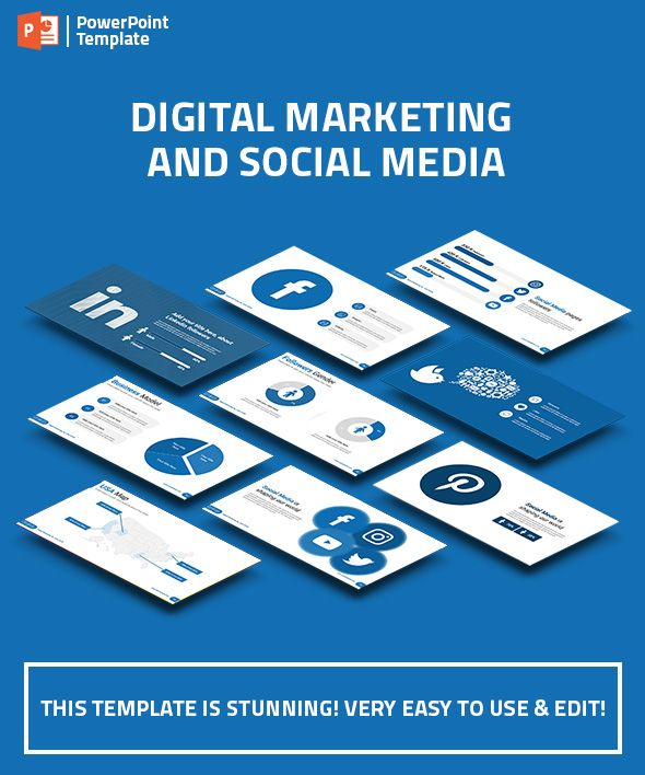 Digital Marketing And Social Media 2 PowerPoint