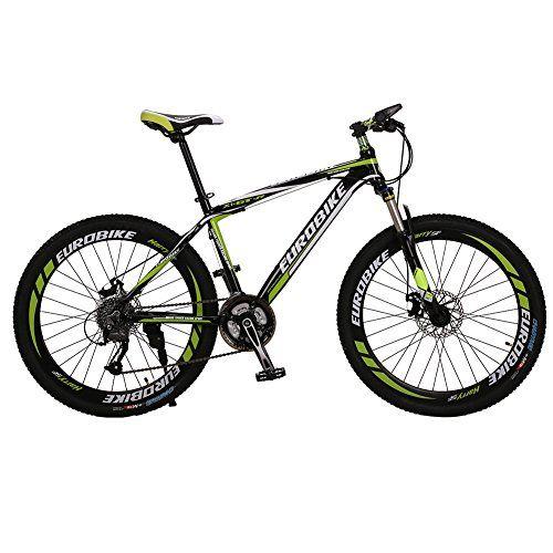 cyrusher gtr green aluminium frame 17 275 hardtail mountain bike m370 27 speeds mechanical disc brake