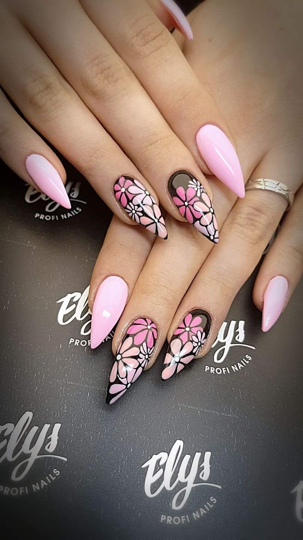 Beeindruckend Nägel Selber Machen Mit Nagellack Foto Von Beauty Nails - Nageldesign Zum Selbermachen #nagellack