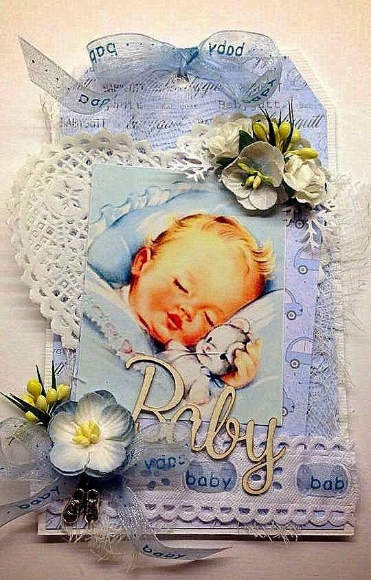 Inger Marie: babykort