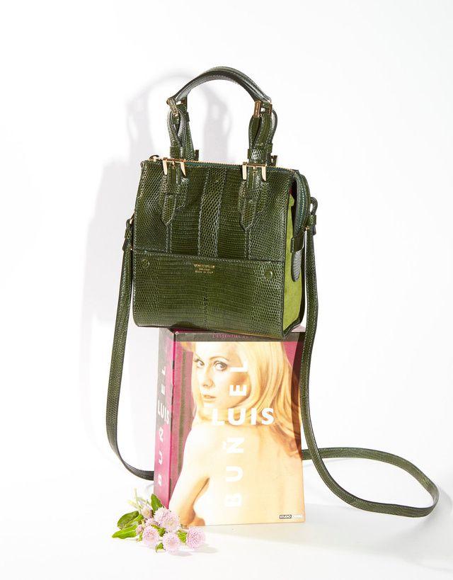 #GiorgioArmani Borgonuovo bag