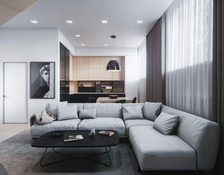 Pin by ayn nura on Residential | Pinterest | Grey interior design ...