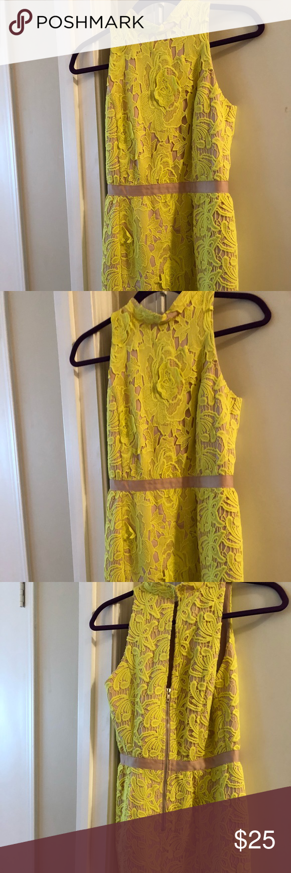 English Factory Dress Small Yellow And Light Purple Cocktail Dress Only Worn Once Smoke Free Home English Facto Purple Cocktail Dress Dresses Women Shopping