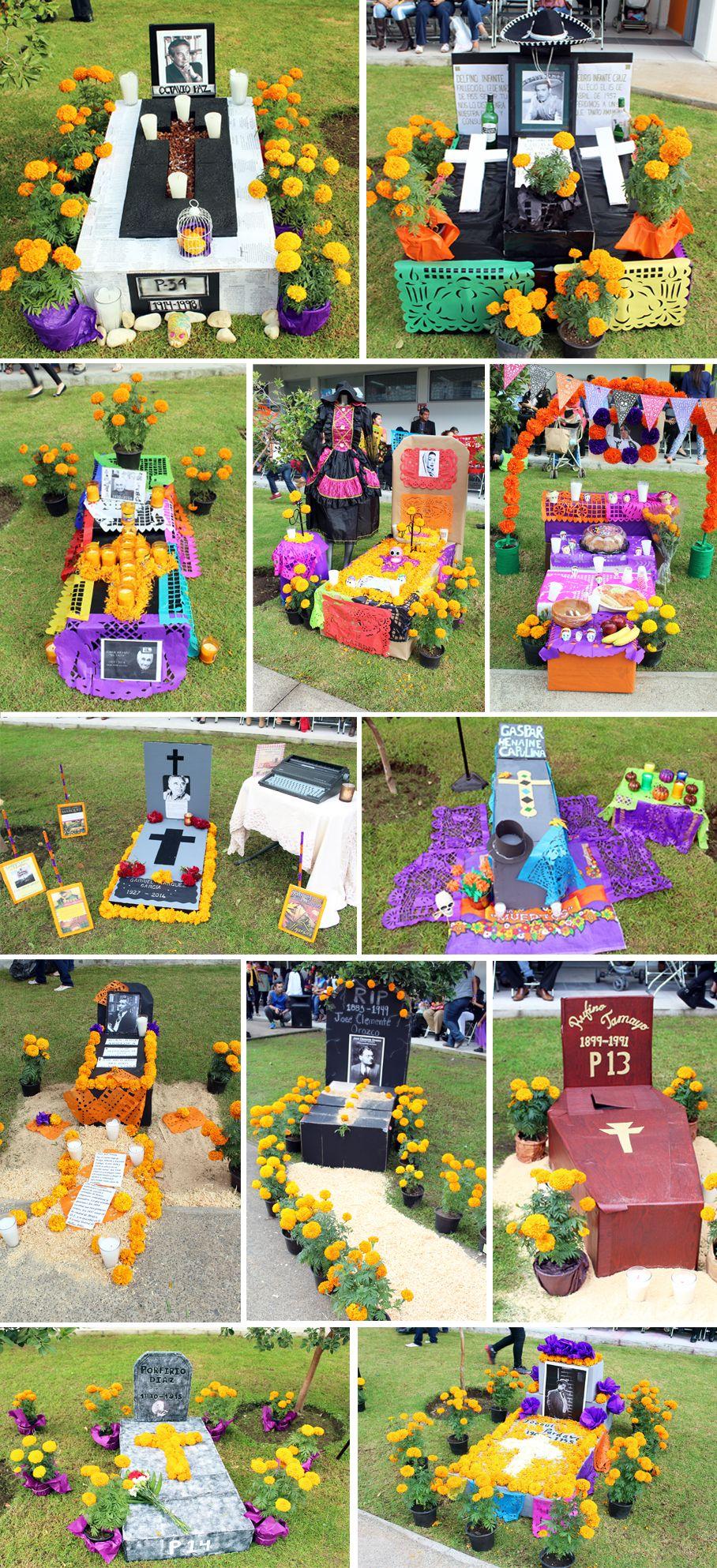 Ideas Para Hacer Un Altar De Muerto Dia De Los Muertos Altares
