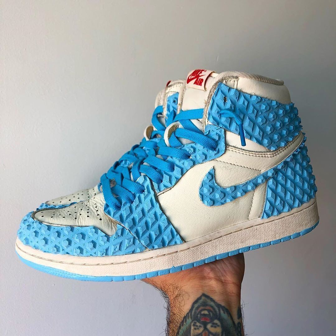 UNC Rubber 1s ( Comment what you think