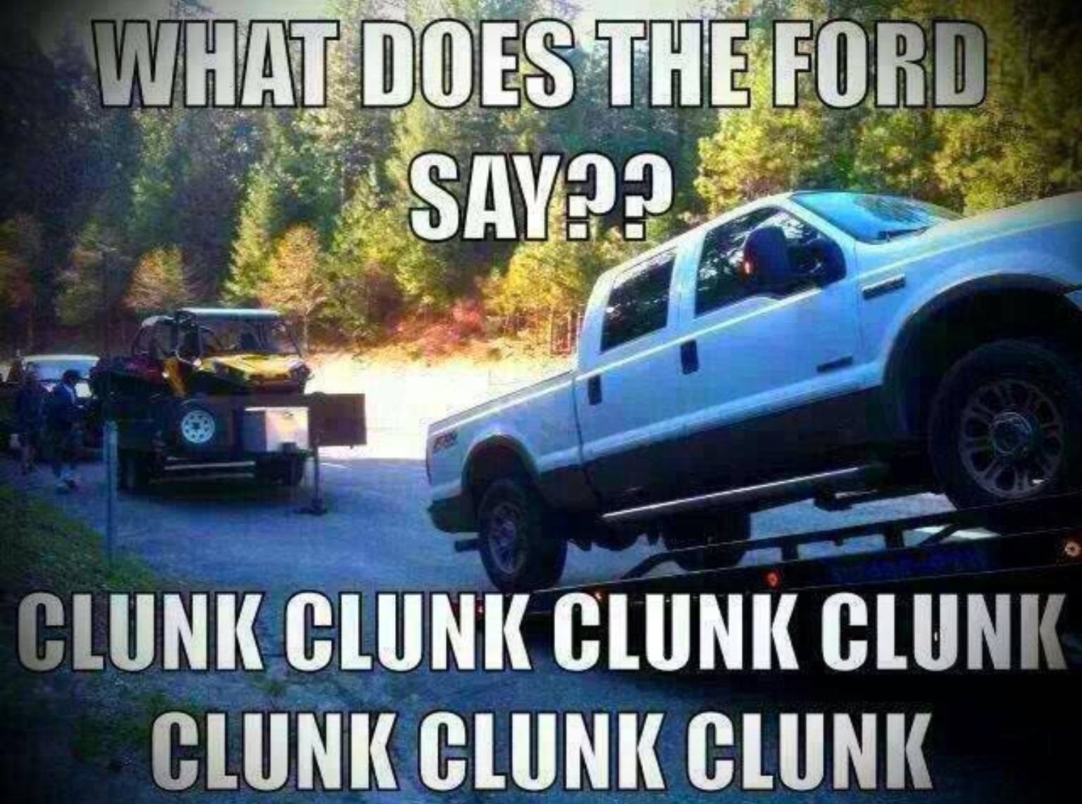 Pin By Sara Bell On Funnies Ford Humor Ford Jokes Truck Memes