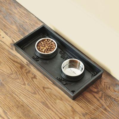 Pet Food Tray Stand Food Trays Pet Food Tray Food Animals