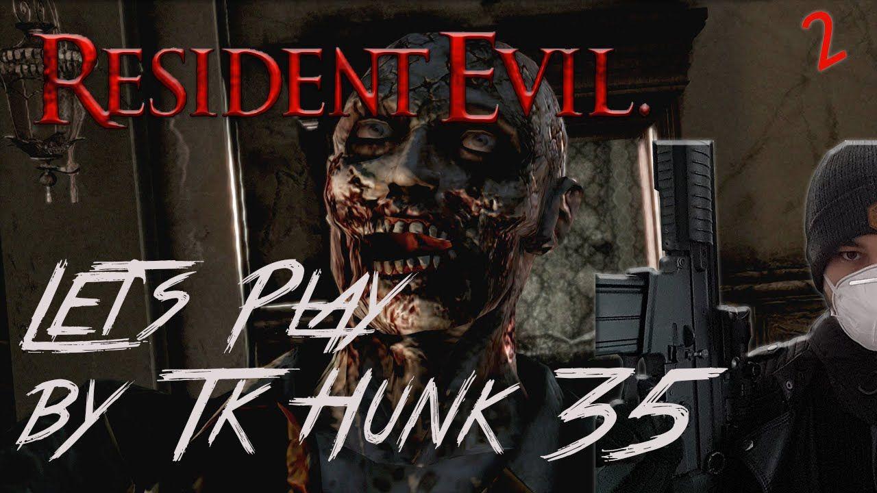 Resident Evil Episode 1 Chapitre 2 La terreur rouge