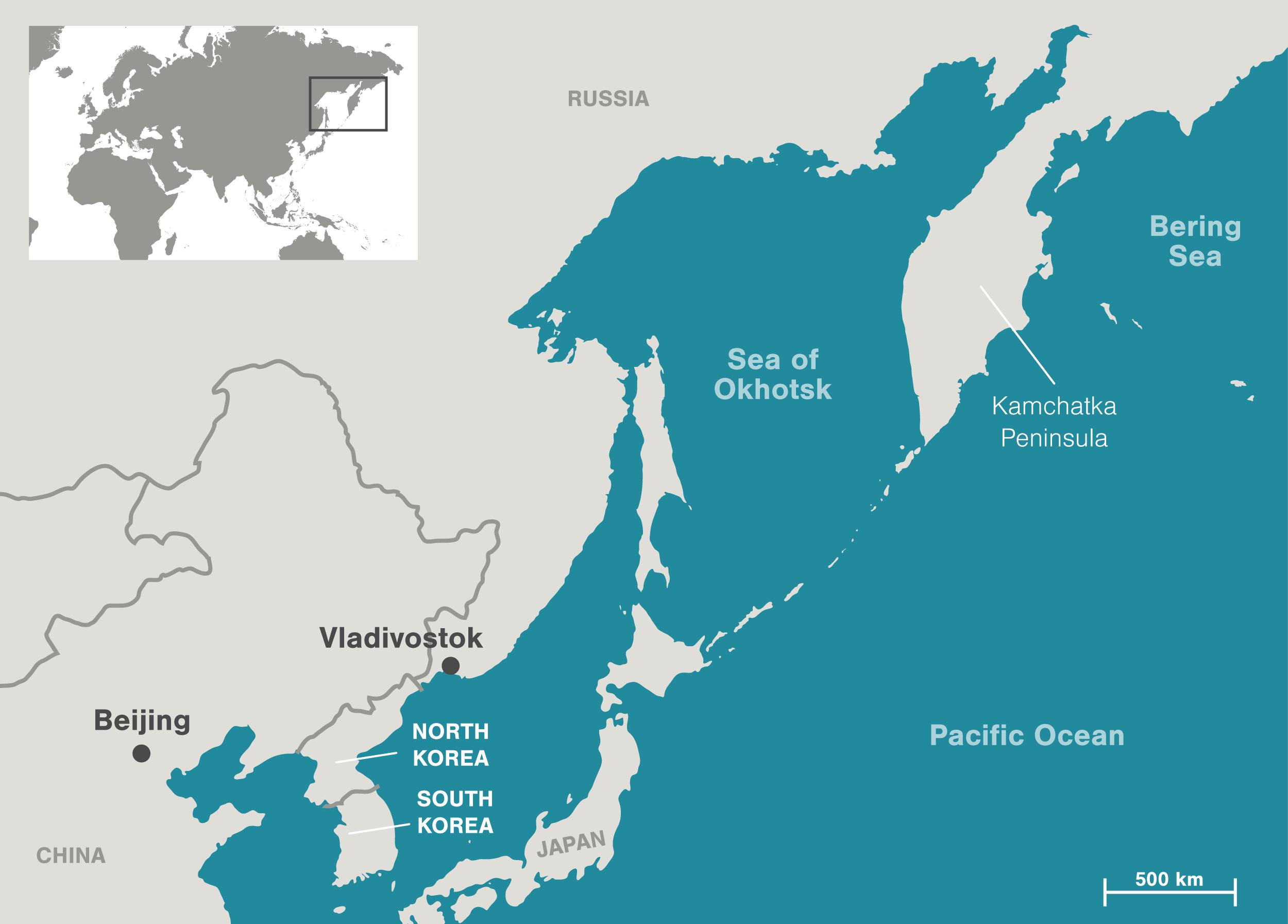 Bilderesultat for sea of okhotsk map | Cartography | Cartography