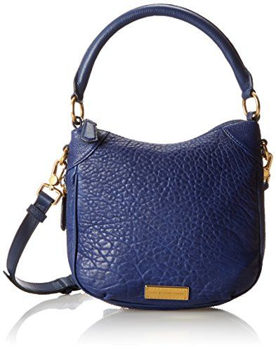 82673d21ce04 Marc by Marc Jacobs Washed Up Mini Billy Cross Body Bag Blue Depths ...