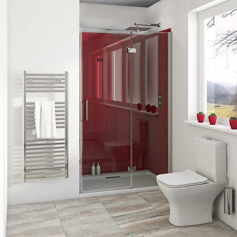 acrylic wall covering for bathroom  keepyourmindclean ideas