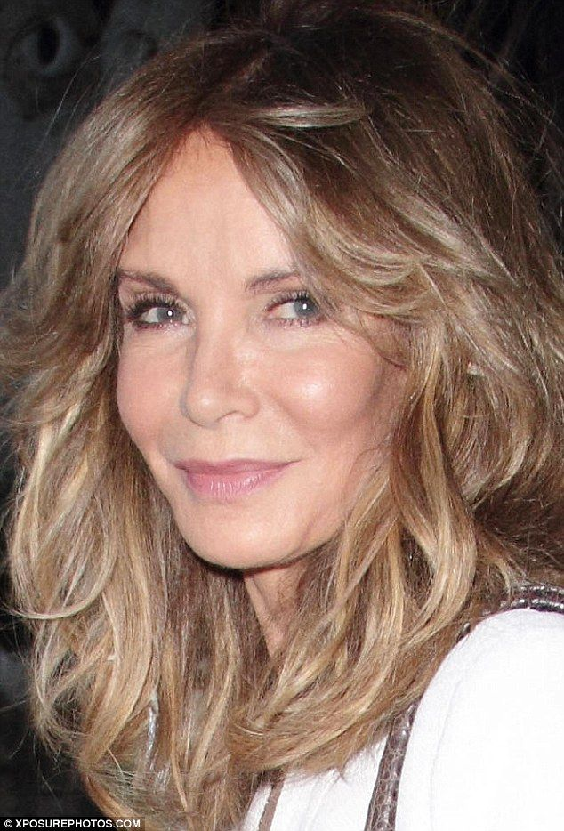 Jaclyn Smith looks stunning at 70 as she goes effortlessly