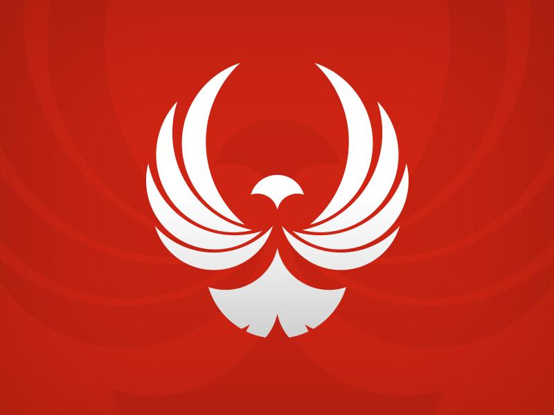 Phoenix Logo Islamic Caligraphy Art Graphic Design Logo Phoenix Design