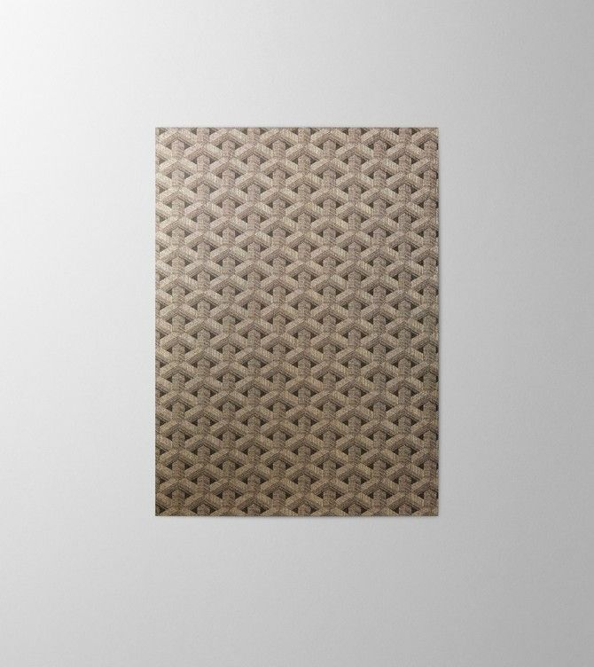 Hieronymus Greeting Card Crystal Sand-Gold