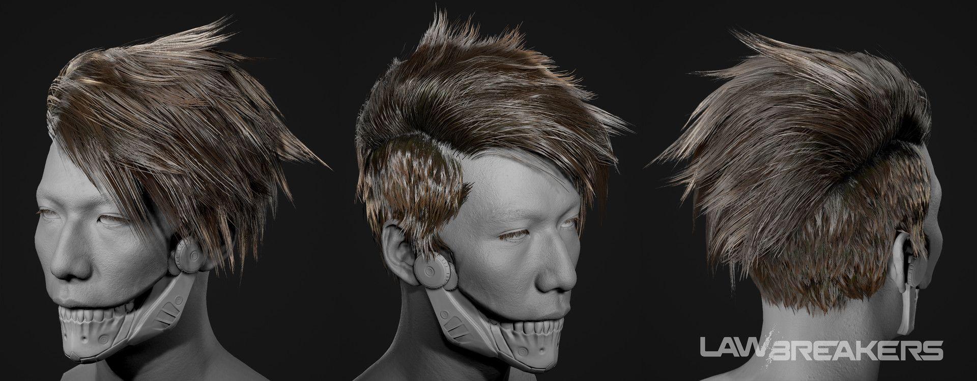 Ue4 Hair