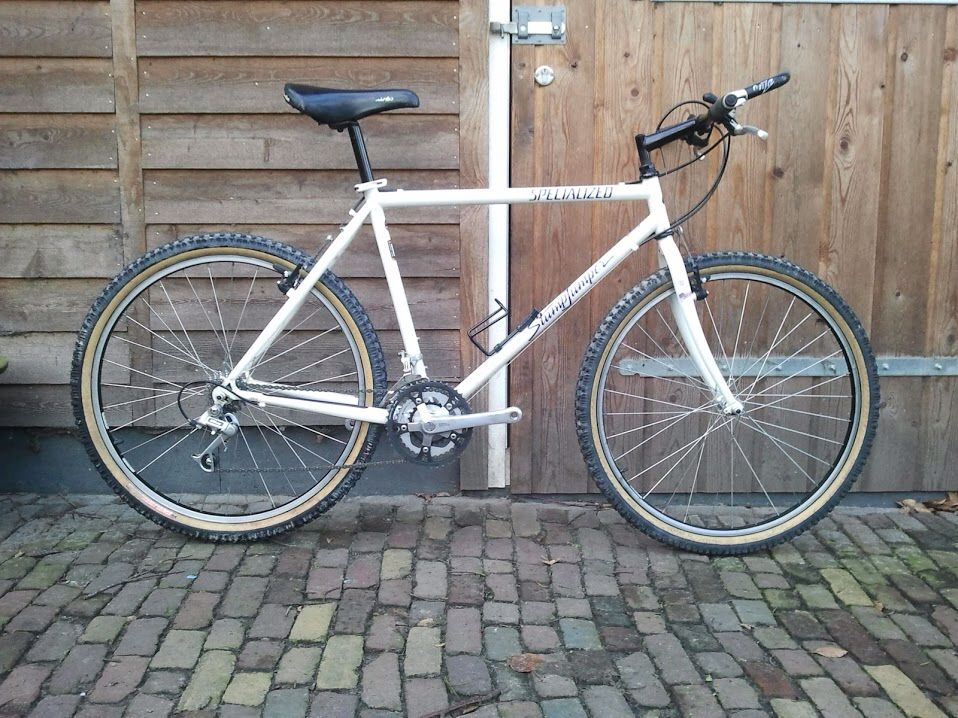 35064df3e7d 1991 Specialized Stumpjumper | crediamo inte bici | Bicycle, Vintage ...