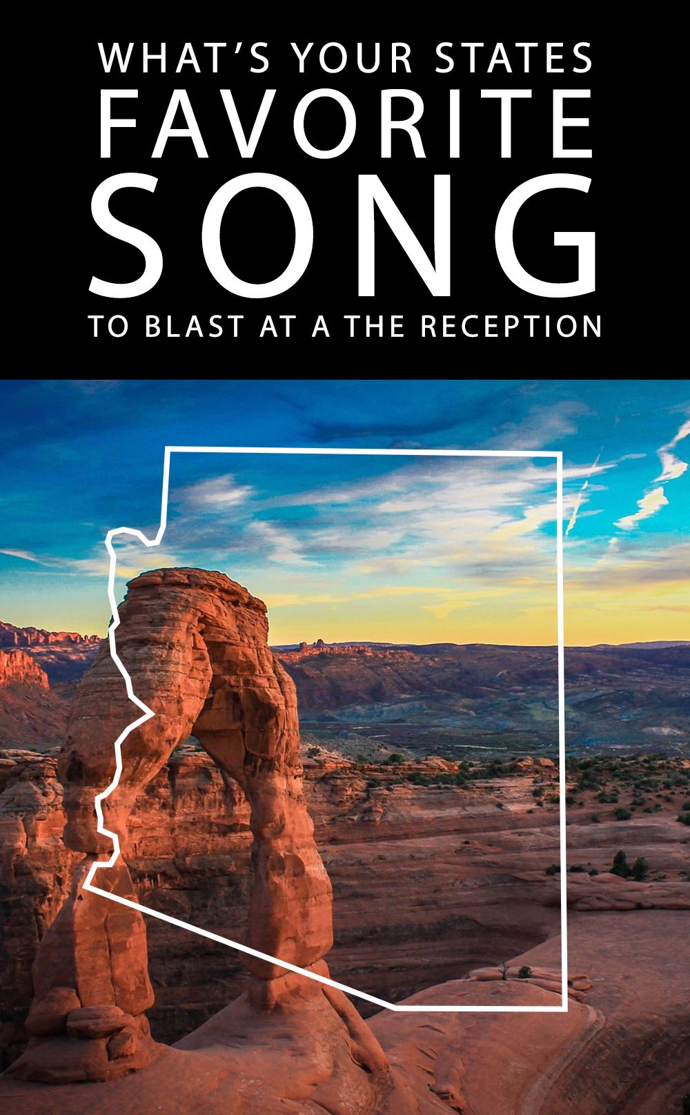 The United States of Wedding Songs Wedding songs