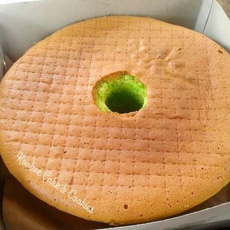 Resep Bolu Pandan Jadul Oleh Kookee Cake Cookies Resep Kue Tulban Pudding Desserts Kue Buah