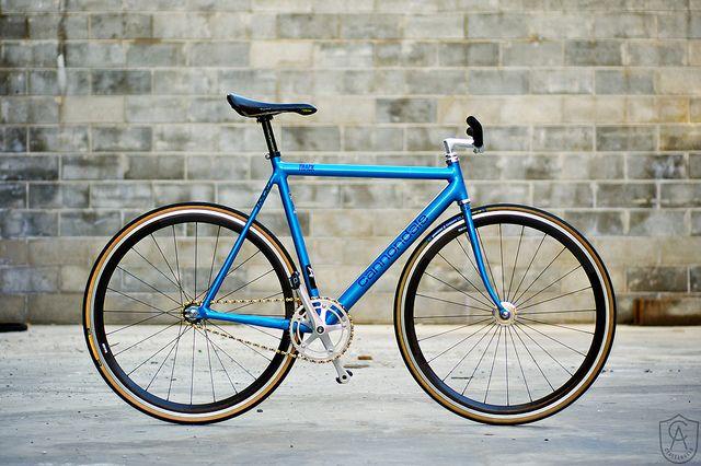 Patrick S Cannondale Track Speed Bike Bike Swag Fixie Bike