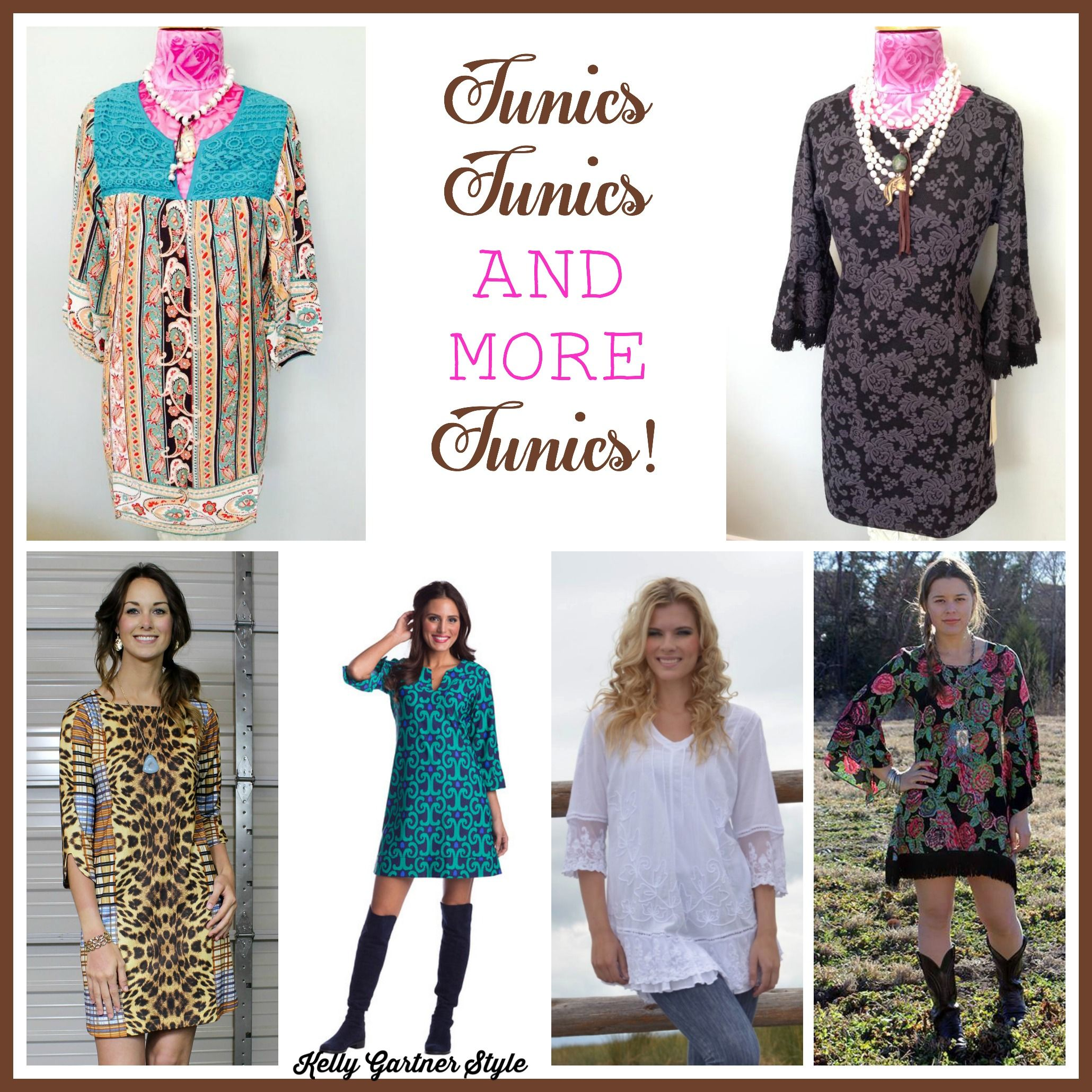 Boutique Tunics