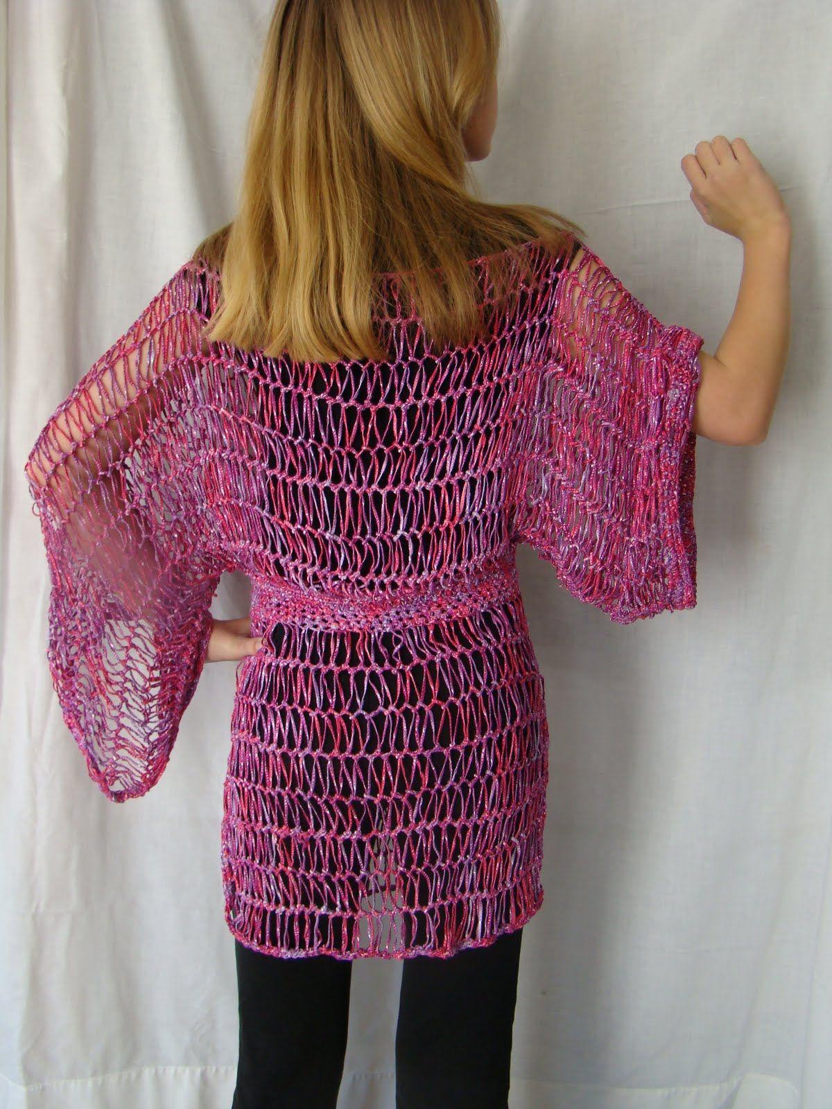 Fine lace crochet tunic google search crochet pinterest patterns bankloansurffo Image collections