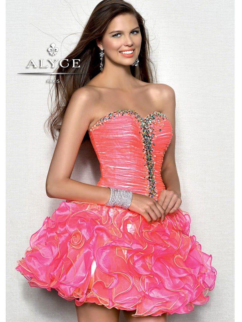 Bonitos vestidos de cóctel para fiesta de temporada | Vestidos de ...