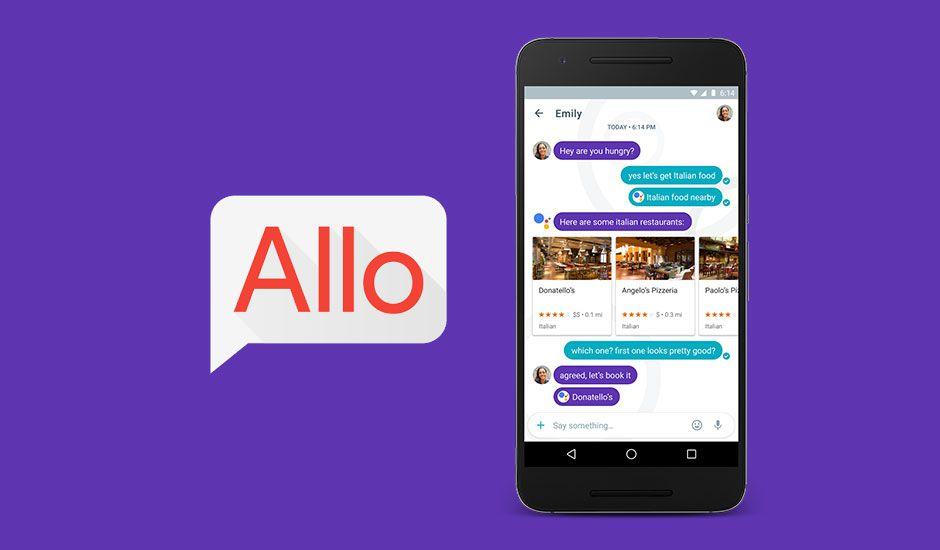 Google allo will soon be in hindi language too i love