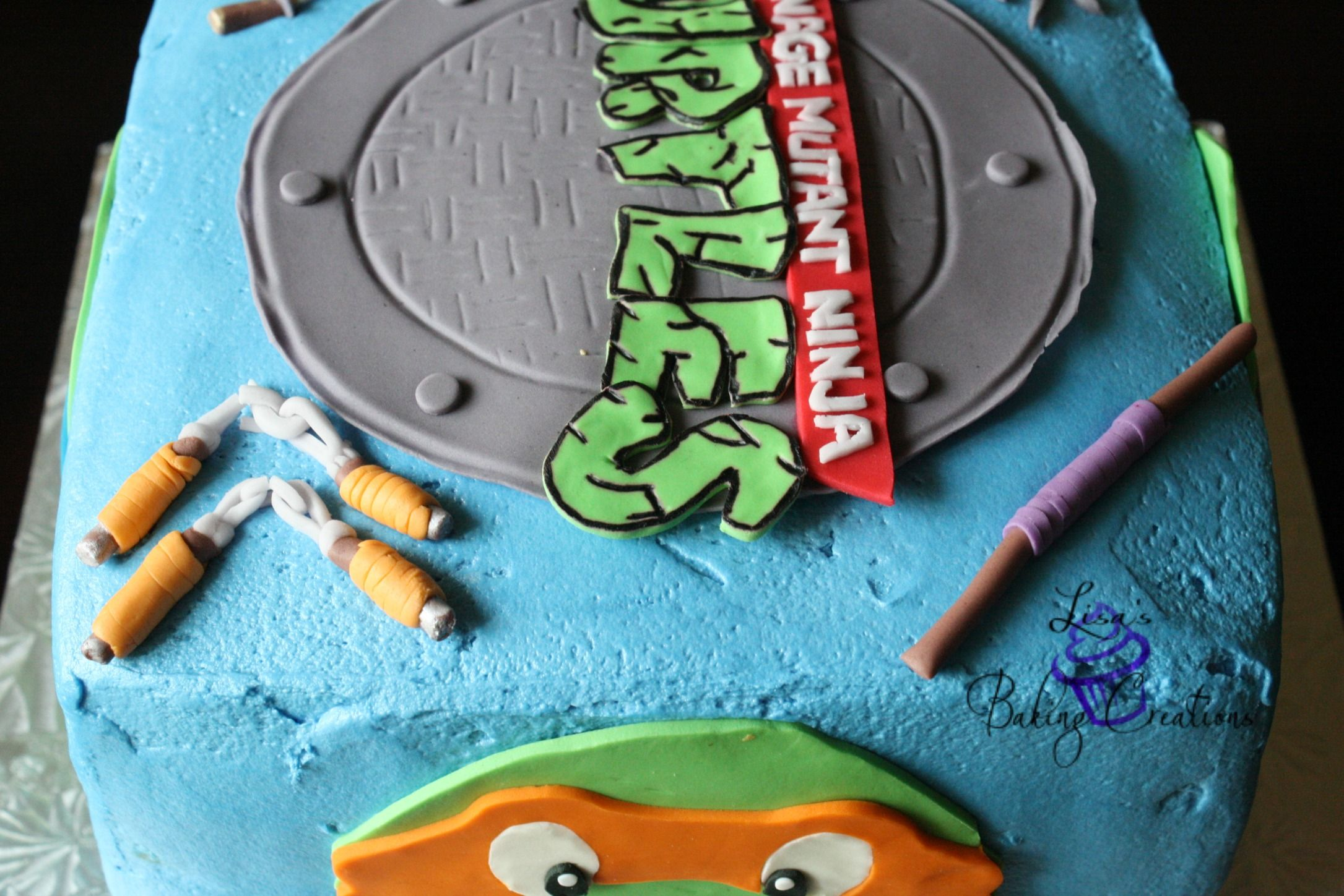 Ninja Turtle Weapons