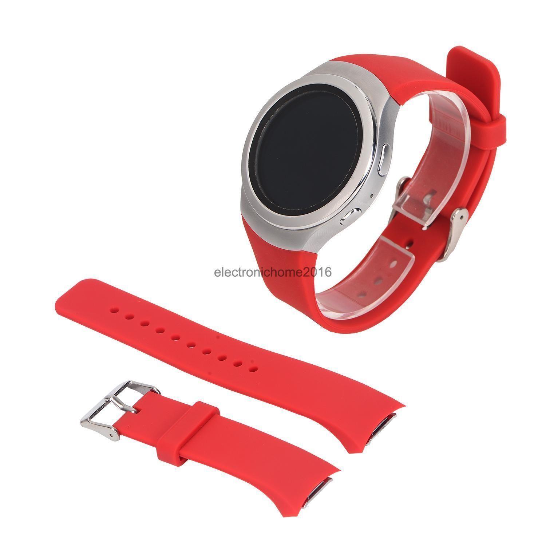 Sport Silicone Armband Wristband Watch