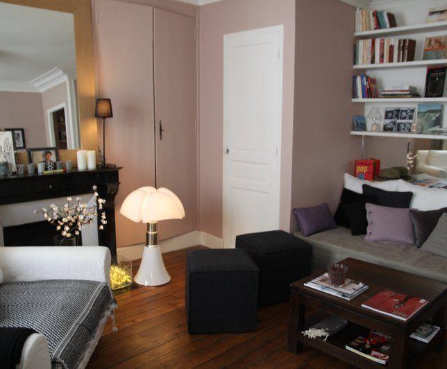 Photo deco salon romantique appartement romantique girly shabby decoration pinterest - Decoration salon romantique ...