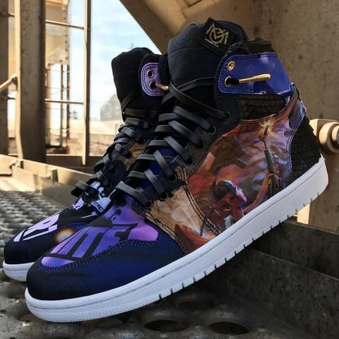 "ef2491409586 Air Jordan 1 ""Fortnite"""
