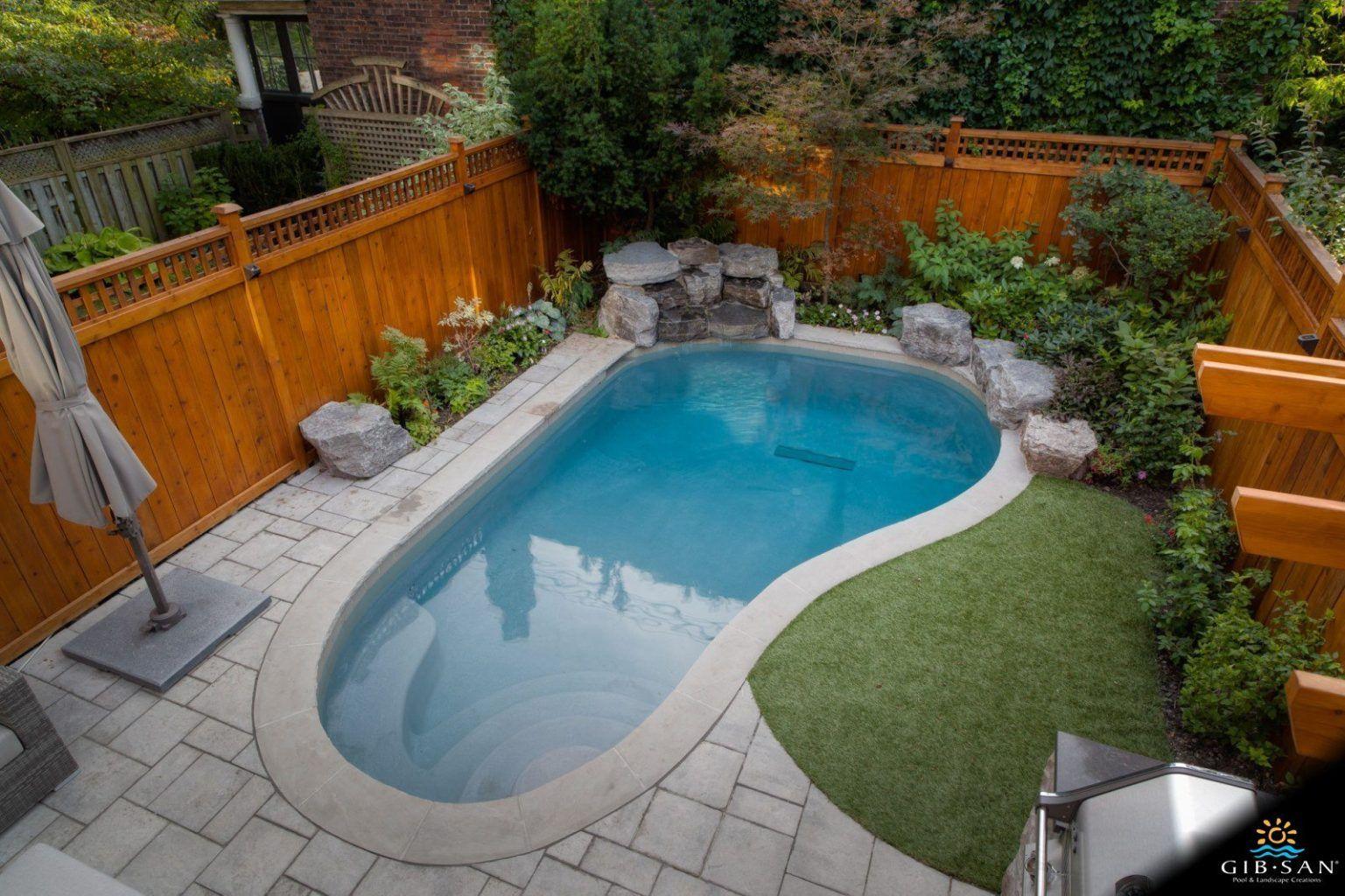S Pools Swim Spas Gib San Pools Toronto Mississauga Oakville Swim Spa Small Pool Design Cool Swimming Pools