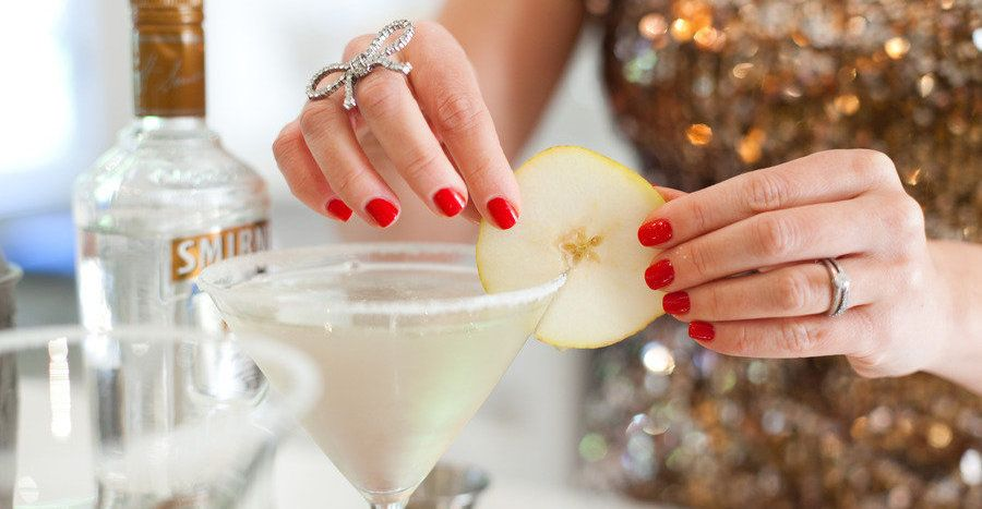 When it comes to planning a New Years Eve party, there's one thing for certain: a signature cocktail should be present. You don't have one, you say? Well luckily for you Leahand Joannehave swooped in to save the day with a fantastic solution: the french pear martini. Decked out in your sparkliest of sparkly dresses […]