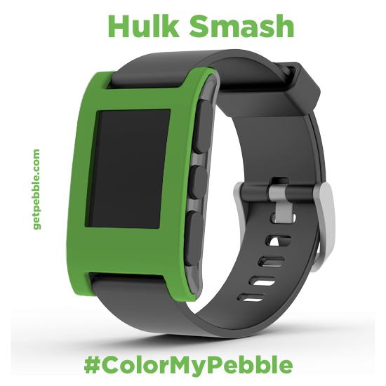 Love the name of this prototype Pebble color