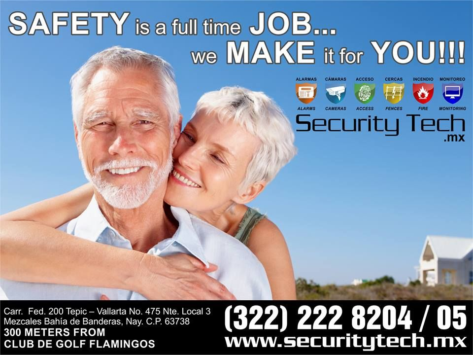 ¡SAFETY is a full time JOB, we MAKE it for YOU! ¡La