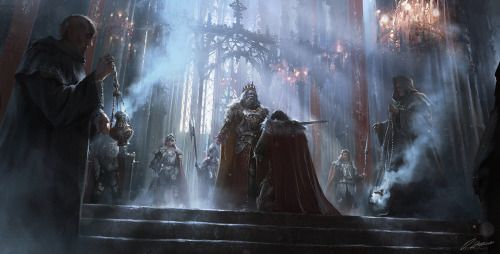 """Accolade - by Darek Zabrocki""""Personal picture I started for my... #Art - https://wp.me/p6qjkV-9Zd  #Art"""