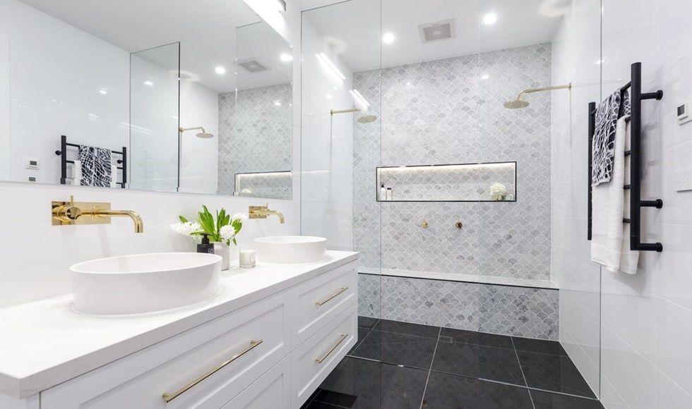 The Block Australia Feb 2017 Family Bathroom Bathroom Trends The Block Bathroom