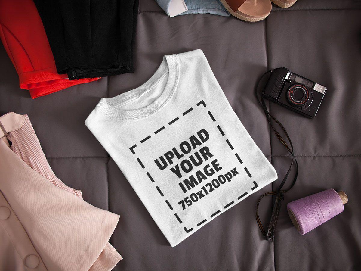 Download 50 Free High Quality Psd Vector T Shirt Mockups Desain