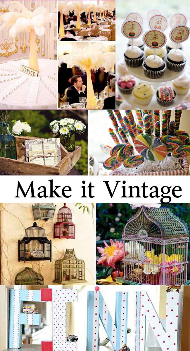 Tips For Vintage Parties Party Ideas Party Vintage Party Party