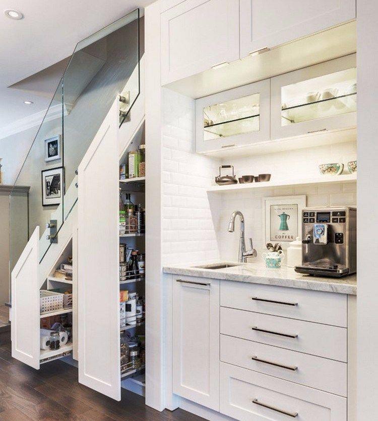kitchen under stairs minimalisdecoist com ide dapur dekorasi rumah dan rumah on kitchen under stairs id=25059