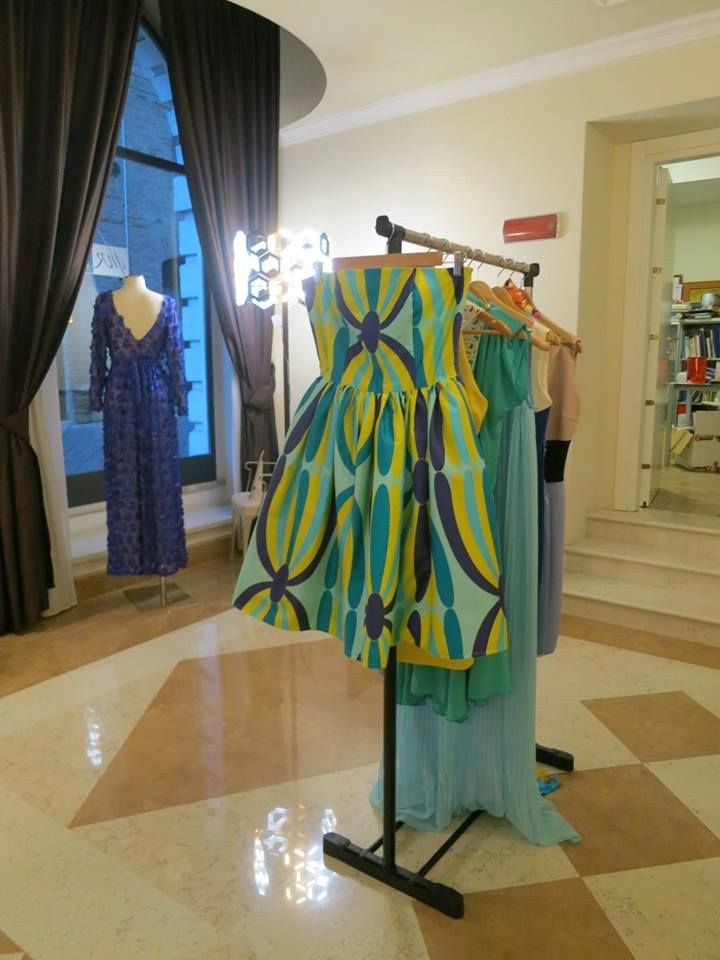 Giovanna Nicolai Pop-Up Boutique @ Gallery Hotel Recanati