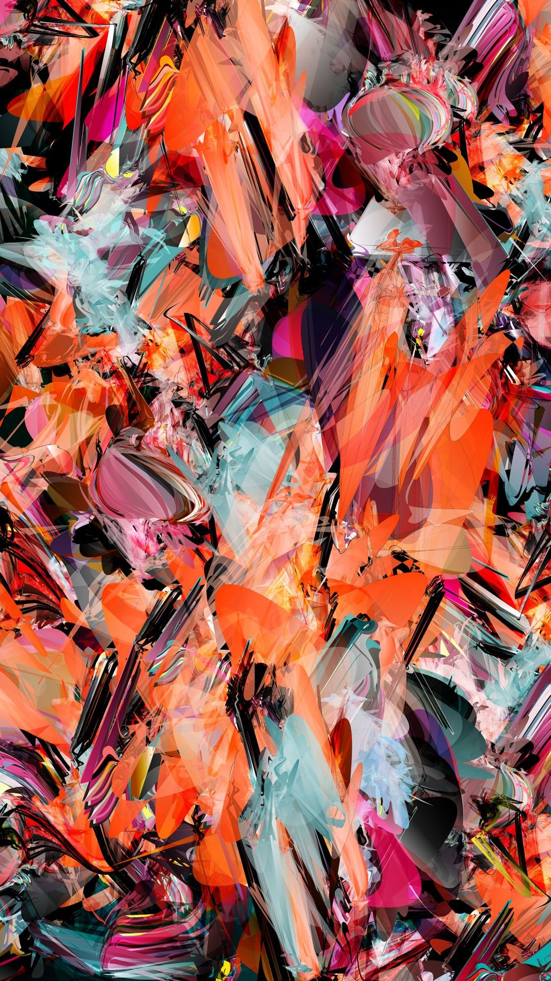 W_White   Абстрактное, Абстрактные картины, Абстрактные ...