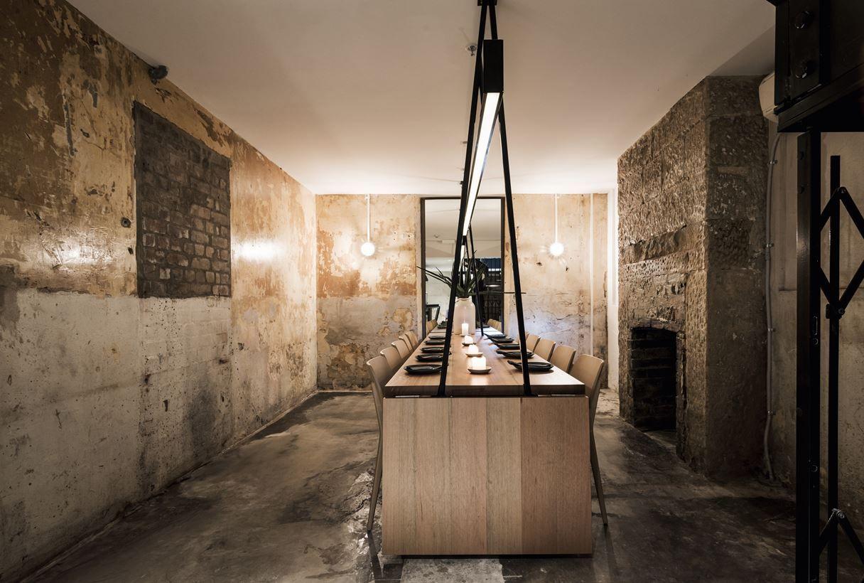 Acme - Picture gallery #architecture #interiordesign #restaurant #concrete