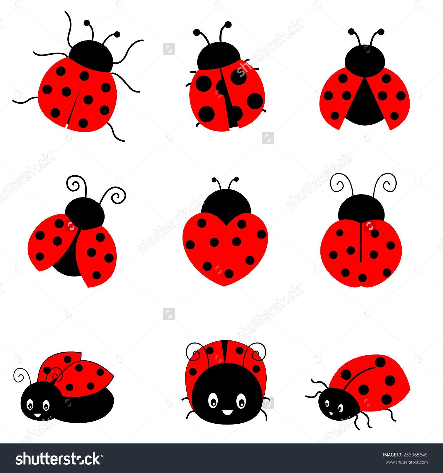 ... clip art stock photos forward cute colorful ladybugs clip art