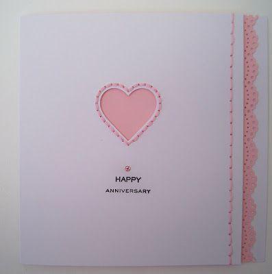 Martha Stewart Punch Around the Page STUDDED HEART Love Valentine