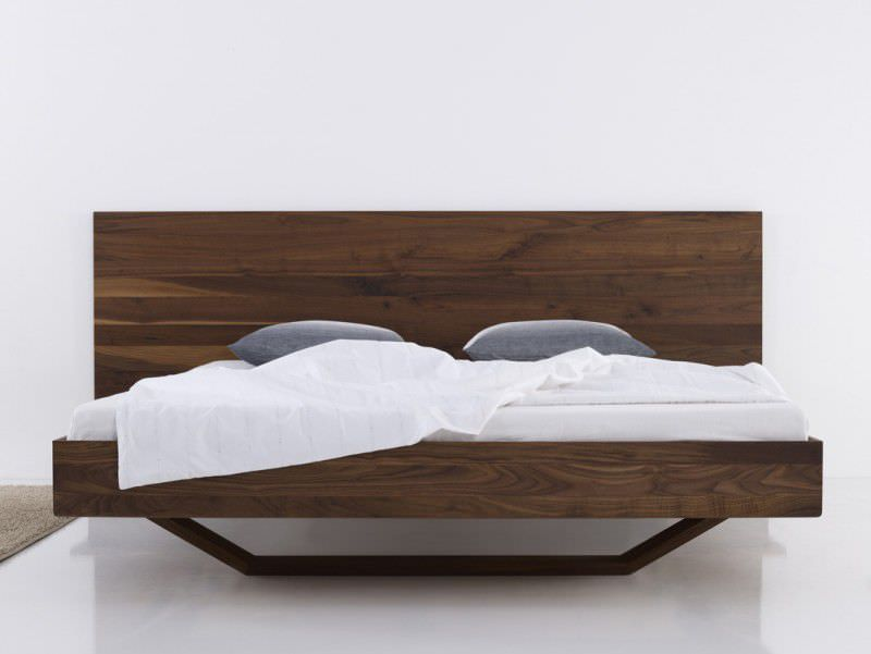 B15 Bed By More Double Beds Architonic Modern Wood Bed Modern Style Bed Wood Bed Design